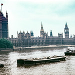 Parliment, London, England, 1968
