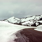 Galena Summit, ID - Trip to Craters of the Moon, April 1975